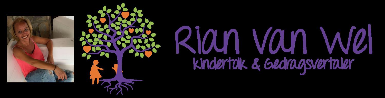 Rian van Wel, Kindertolk & Gedragsvertaler